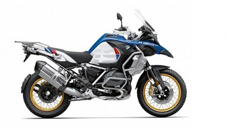 New BMW R 1250 GS Adventure [2019]